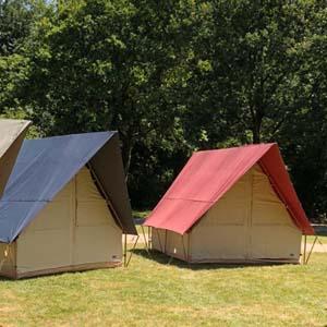 tent zandvoort camping
